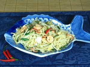 Pad Thai (Stir Fry Rice Noodles)